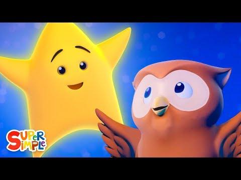 Star Light, Star Bright   Kids Songs   Super Simple Songs