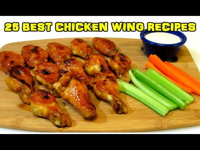 Super Bowl Party Wings And Dip Recipes Will Kickoff Your Game Day Menu