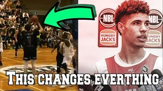 How LaMelo Ball DRASTICALLY IMPROVED HIS 2020 NBA DRAFT STOCK! BEAUTIFUL NEW JUMP SHOT!