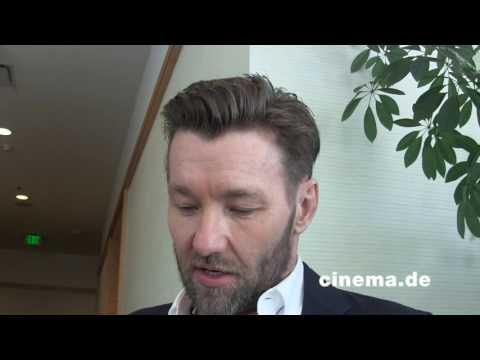 Bright // Joel Edgerton // Interview // CINEMA-Redaktion