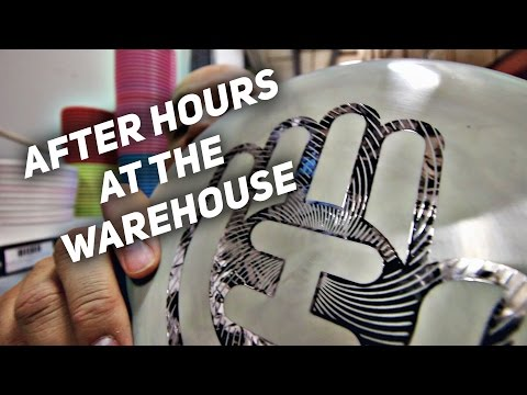 After Hours at the Warehouse Ep 07 | Disc Golf