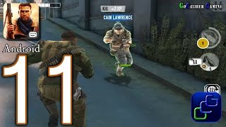 Brothers In Arms 3: Sons of War Android Walkthrough - Part 11 - Chapter 3, Raid