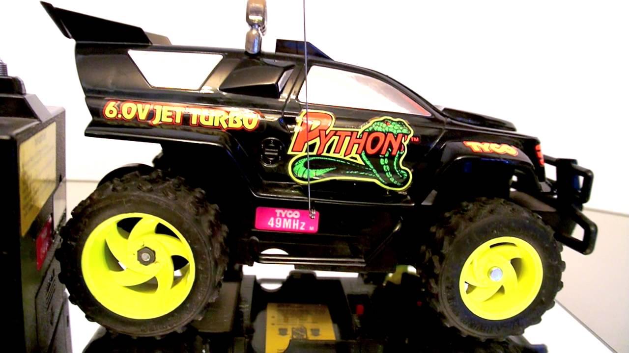 **Tyco Python #TBT 1993?***Tybo's RC Motorsports** Pure RC 4x4