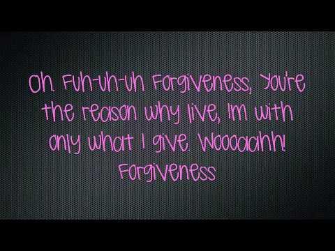 Forgiveness-Beckah Shae lyrics