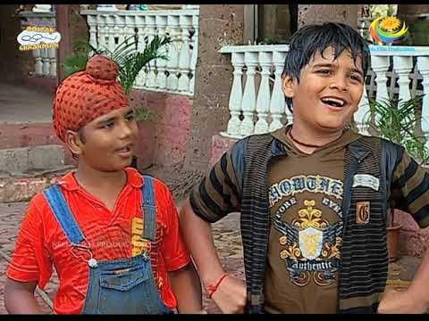 Tapu Sena Plays With Water | Taarak Mehta Ka Ooltah Chashmah | तारक मेहता  का उल्टा चश्मा | Ep 381