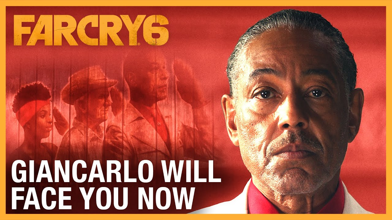 Far Cry 6: Giancarlo Will Face You Now | Ubisoft