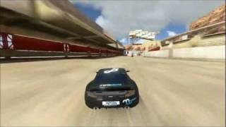 Trackmania 2: Canyon Gameplay