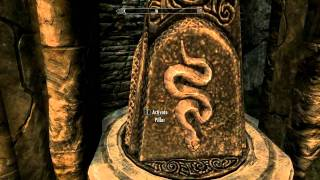 TES V - Skyrim - Walkthrough - The Golden Claw [HD]