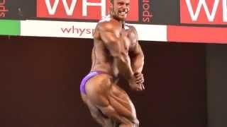 Steve Orton NABBA World Bodybuilding   YouTube