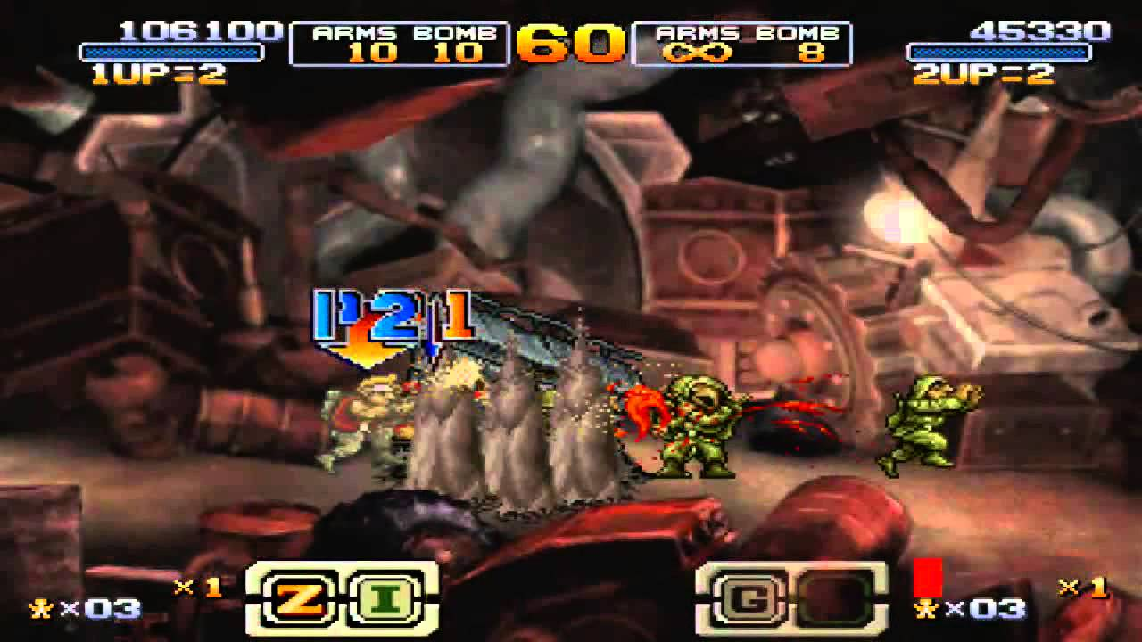 download metal slug xx