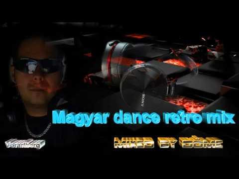 Magyar retro megamix (mixed by DMTR)