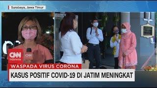 Dua Kepala Dinas Pemkot Surabaya Positif Covid-19