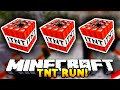 Minecraft TNT RUN! #1