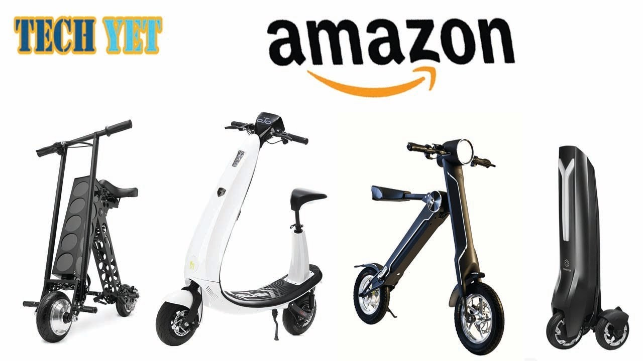 5 Fastest Folding Electric Scooter You Can Buy on Amazon
