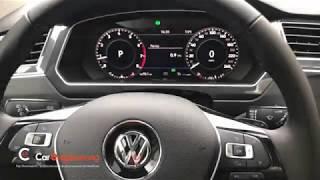 Навігація Volkswagen Tiguan 2017, 2018