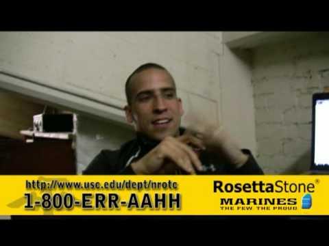 Rosetta Stone Marine Corps Edition