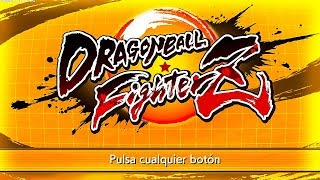 YA SE PUEDE DESCARGAR LA BETA DE DRAGON BALL FIGHTERZ