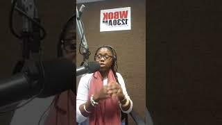 "Kyndra Joi: Radio Talk Show ""On the Move"" WBOK 1230AM  Topic: STD Epidemic"