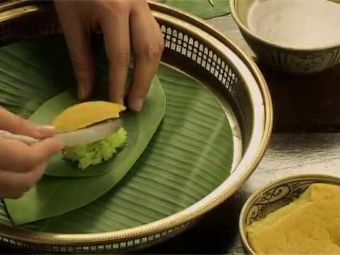 S&P ขนมไทย จาก 'กาพย์เห่ชมเครื่องคาวหวาน'