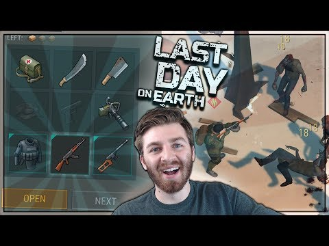 HOW TO LAST DAY ON EARTH: SURVIVAL! EP. 1  - WEAPONS & GUN HUNT