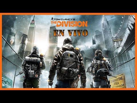 EN DIRECTO! ►The Division | Mision En Dificulta Challenge y La Zona Oscura