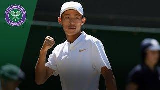 Chun Hsin Tseng wins boys