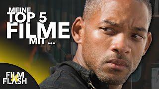 TOP 5 Filme mit WILL SMITH | FilmFlash