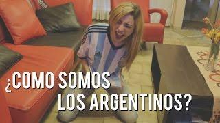 ¿COMO SOMOS LOS ARGENTINOS? | Lyna Vlogs