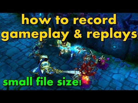 Record League of Legends using Open Broadcast Software