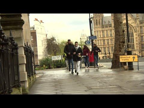 Vídeo mostra momentos de pânico durante ataque em Londres