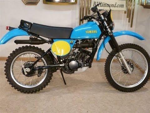 1979 yamaha it 175