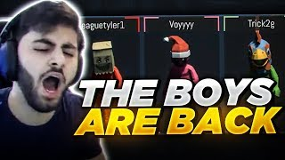 Yassuo | THE BOYS ARE BACK IN TOWN (PUMMEL PARTY) Ft. Tyler1, Trick2G and Voyboy