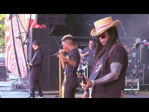 Skunk Anansie Live - I Believed In You @ Sziget 2013