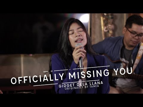 "EP24: Gidget Dela Llana - ""Officially Missing You"" (A Tamia Cover) Live At Confessions"