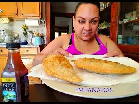 EMPANADAS CARNE MOLIDA/ GROUND BEEF EMPANADAS