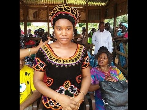 Cameroon Roots: Return of a Tikar Queen Mother Enthronement Ceremony Pt 1 of 3