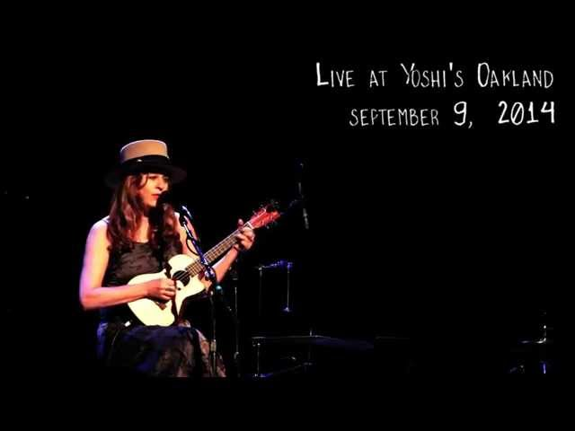 "Louise Goffin ""It Started A Long Time Ago"" Live Yoshi's Oakland"