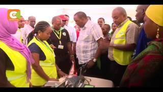 Rais Kenyatta awapa Wamakonde 5000 vitambulisho