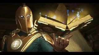 Doctor Fate Fate Fällt die Mini-Story Cartoon-Film : DCUO (DC Universe Online) Anime