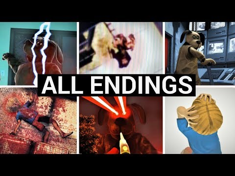 All 7 Duck Season Endings & How to Unlock Them (Duck Season Secrets)