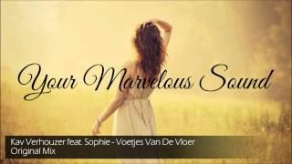 Kav Verhouzer feat. Sophie - Voetjes Van De Vloer (Radio Edit)