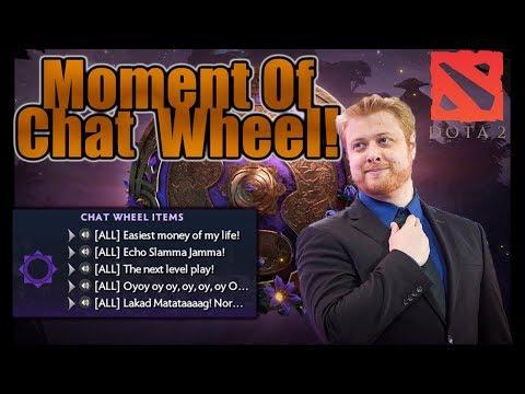 Dari Mana Chat Wheels Dota 2 Berasal?