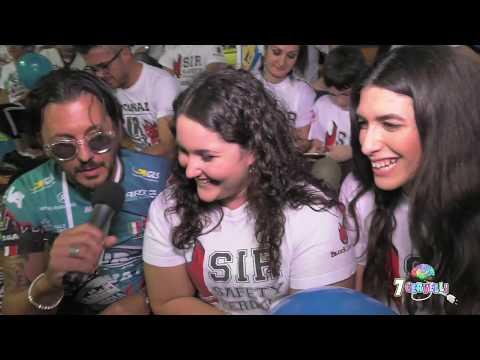"Perugia-Latina 3-0 | Le ""Interviste Pazze"" dei 7Cervelli!"