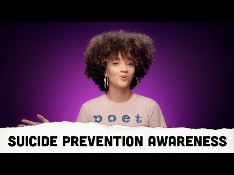 """Suicide Prevention Awareness Month"" // Get Lit NOW"