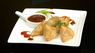 Cocktail Samosa Recipe With Philips Airfryer By Vahchef