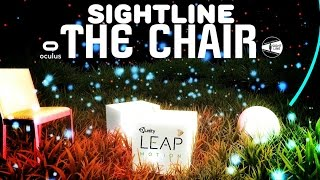SightLine: The Chair - Leap Motion - HTC Vive version - Oculus Rift Runtime 1.3