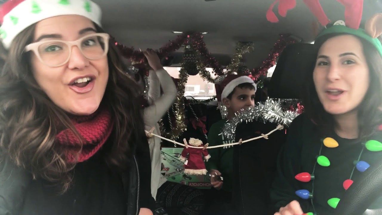 Car Christmas Party with Kidz Bop