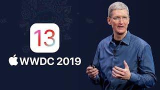 iOS 13 представили официально–Итоги презентации Apple WWDC 2019 за 10 минут