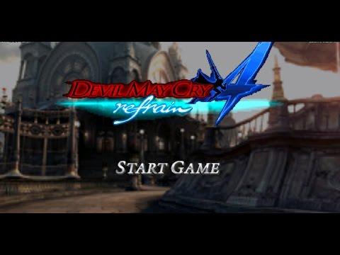 Devil May Cry 4 refrain - Gameplay #1 (ios, ipad) (ENG)