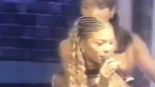 (RARE) Destiny's Child - Temptation (BET)